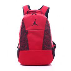 Рюкзак jordan красный